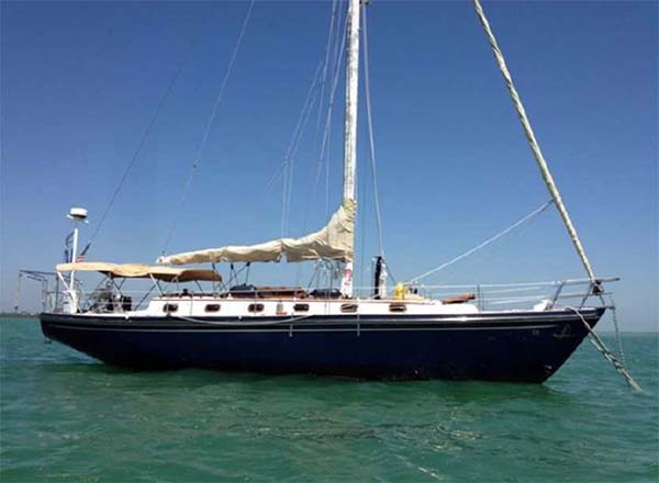 Curtis Stokes Yacht Brokerage 45 Coronado Sailing Yacht