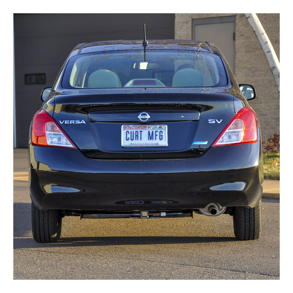 hight resolution of curt class 1 trailer hitch wiring for 2014 2016 nissan versa 5 5 of 8