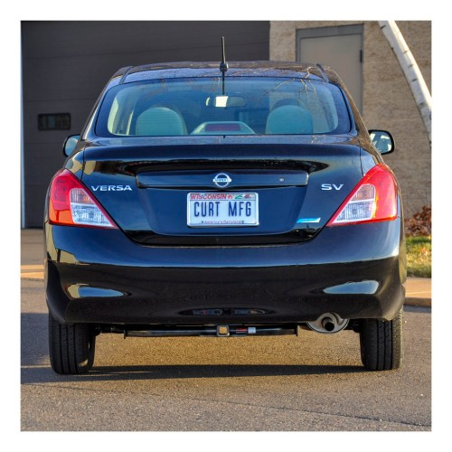 small resolution of curt class 1 trailer hitch wiring for 2014 2016 nissan versa 5 5 of 8