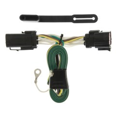 2002 F150 Trailer Wiring Diagram 2 Way Splitter Curt Vehicle To Harness 55256 For Ford F