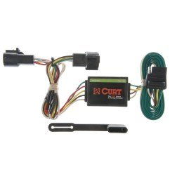 curt 55325 vehicle to trailer wiring harness for ford ranger mazda truck [ 3008 x 3008 Pixel ]