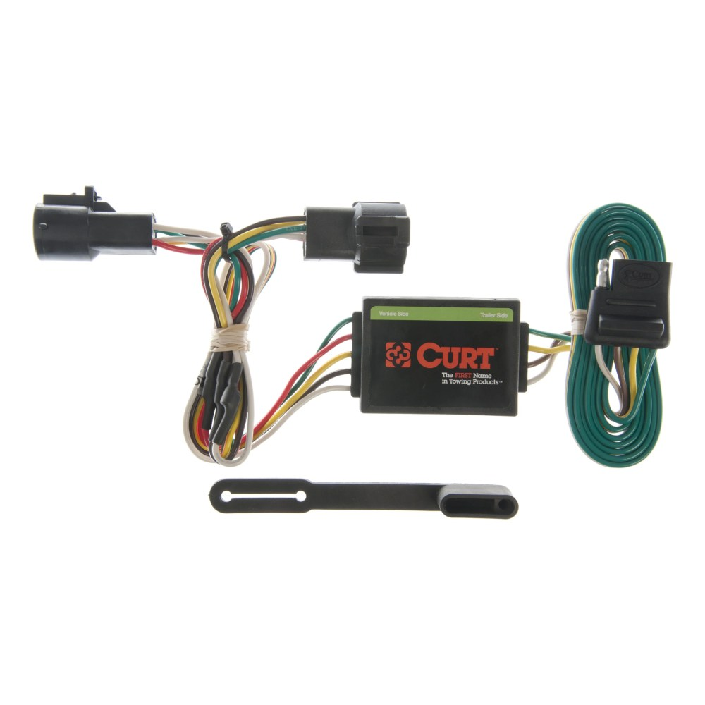 medium resolution of curt 55325 vehicle to trailer wiring harness for ford ranger mazda truck