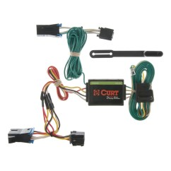 Gmc Savana Trailer Wiring Diagram Mitsubishi Truck Radio 6k Hitch And Pkg For 1996 1999 Chevy Express