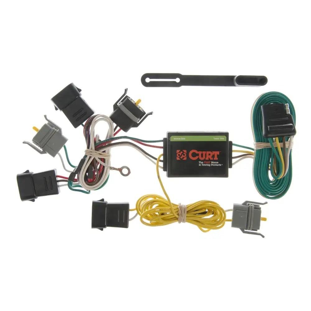 hight resolution of curt 55343 wiring for ford e series van escape mazda tribute mazda miata mazda