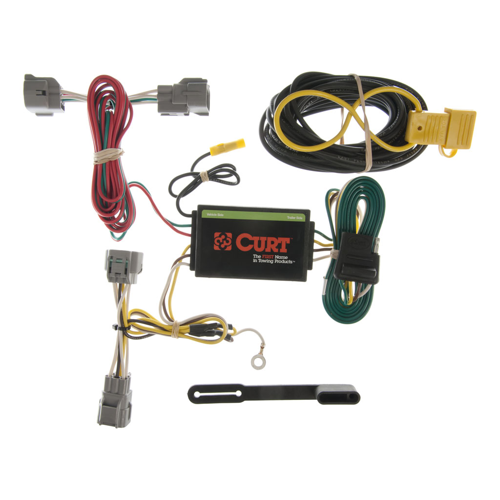 Jeep Grand Cherokee Trailer Wiring Kit 19941998 By Curt Mfg 55349
