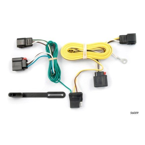 small resolution of curt vehicle to trailer wiring harness 56009 for 07 13 jeep grand cherokee