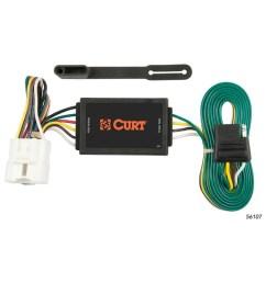 ford escape 20132016 wiring kit harness curt mfg 56164 [ 1024 x 1024 Pixel ]