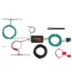 curt vehicle to trailer wiring harness 56300 for 16 16 mazda cx 3 mx 5 miata [ 3008 x 3008 Pixel ]