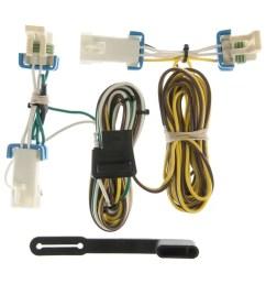 custom wiring harness 4 way flat output 55383 [ 3008 x 3008 Pixel ]