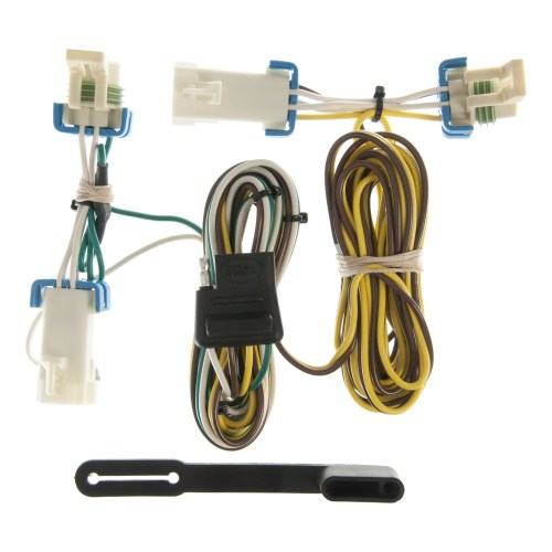 small resolution of custom wiring harness 4 way flat output 55383