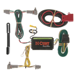medium resolution of custom wiring harness 4 way flat output sku 56111 for 75 77 by subaru impreza 25i wagonthe wiring harness is locatedtrailer