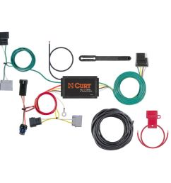 custom wiring harness sku 56154 for 70 83 by curt manufacturing equipment trailer wiring harness as well as equipment gt trailer hitch [ 1024 x 1024 Pixel ]