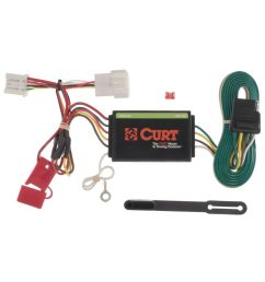 custom wiring harness 4 way flat output sku 56158 for 54 02 by curtis plow wiring harness curtis wiring harness [ 1024 x 1024 Pixel ]