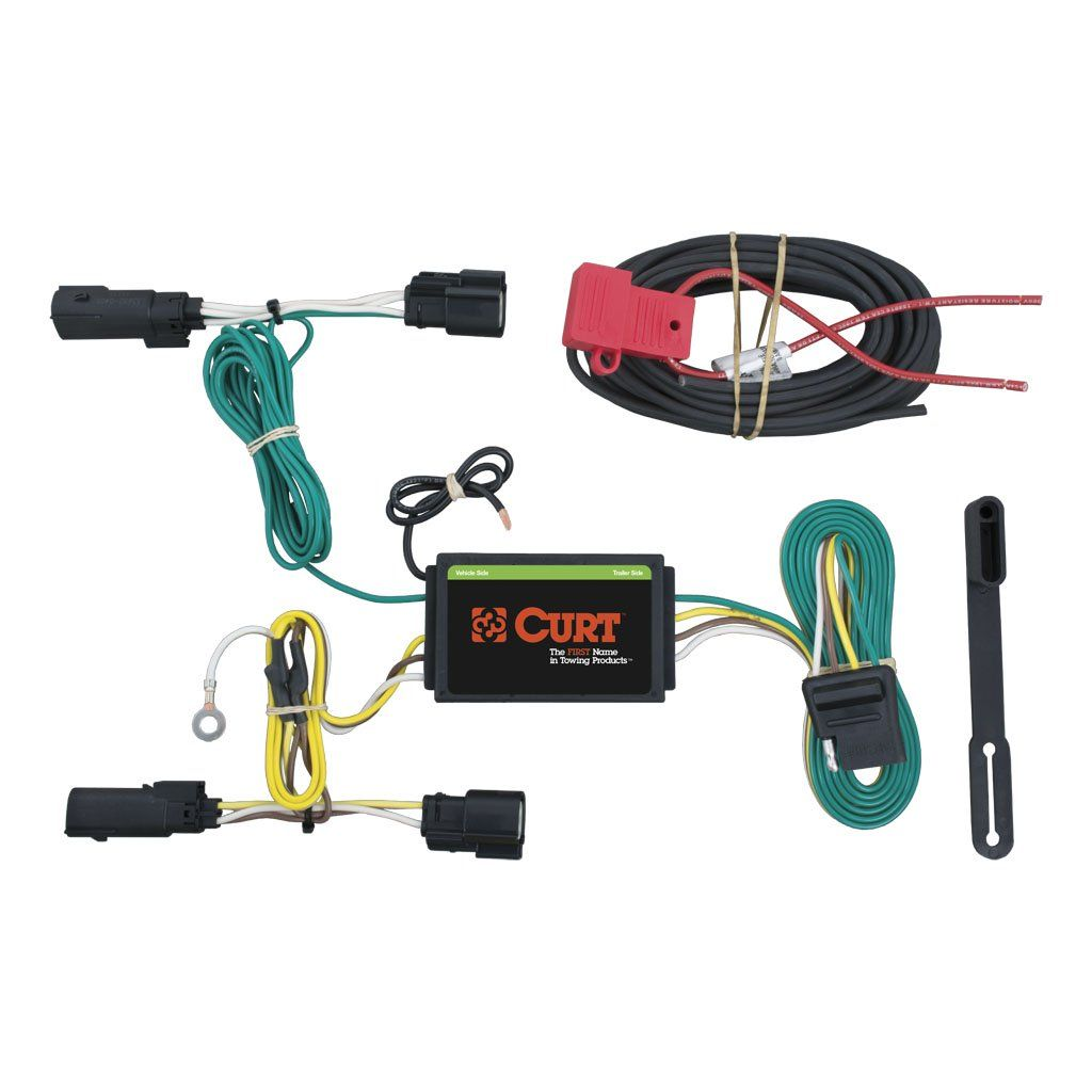 hight resolution of custom wiring harness sku 56249 for 78 28 by curt manufacturingcurtis wiring harness 8