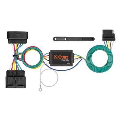 small resolution of 5 pin trailer wiring diagram gmc canyon 2006 custom wiring harness 5 way flat output sku 56510 for 57 68 by5 pin