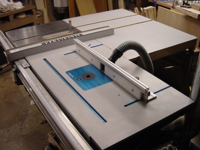 Table Saw Router