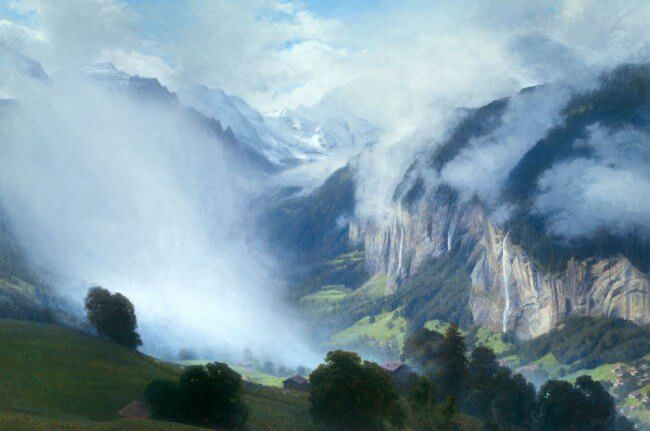 Ethereal Magic of Lauterbrunnen