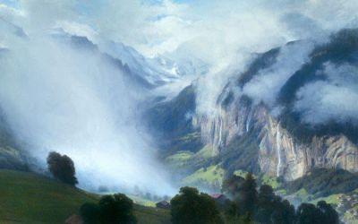 Ethereal Magic of Lauterbrunnen