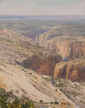 Calf Creek Gorge