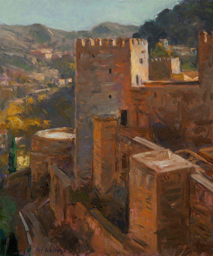 Torre del Homenaje, The Alhambra