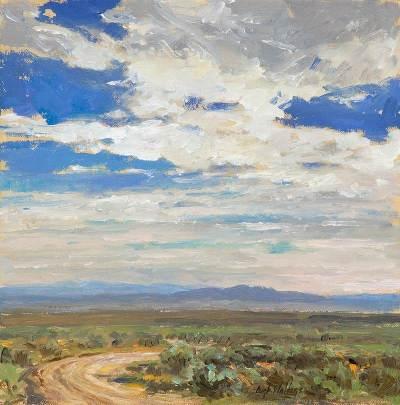 Eiteljorg Road, Taos