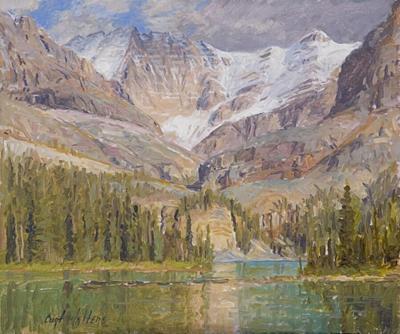 Lefroy Glacier