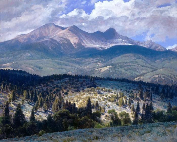 Mount Blanca