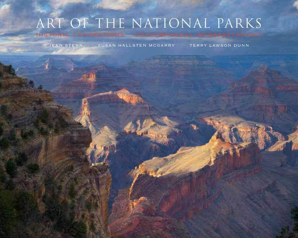 Art Of The National Parks Book Available Soon