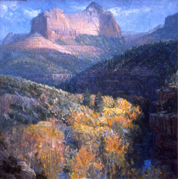 View From Midgley Bridge - Sedona
