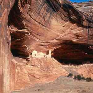 Mummy Cave Ruin
