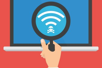 WiFi Security flaw - patch management