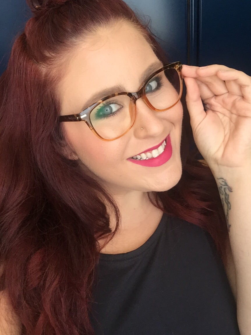 cebedd737a I like to change up my style so changing up my glasses is a must too! I have  ordered from a few different places but most recently I got to try a ...