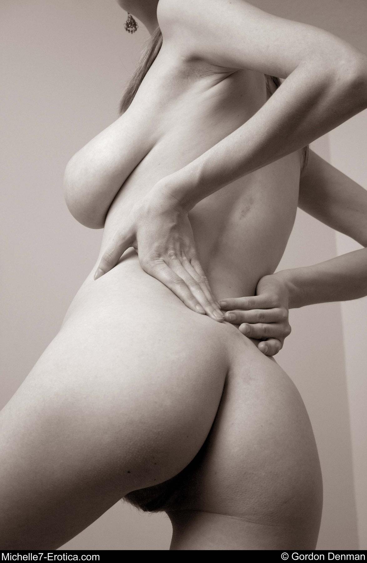 Valentine Bathroom Pleasure for Michelle  Curvy Erotic