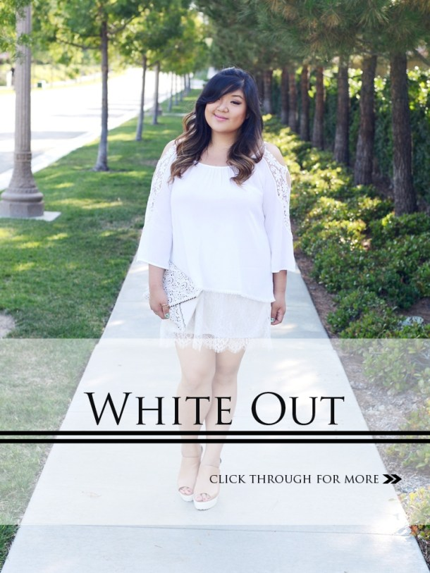 7cc1c851d3d Curvy Girl Chic Plus Size Fashion blog All White Outfit