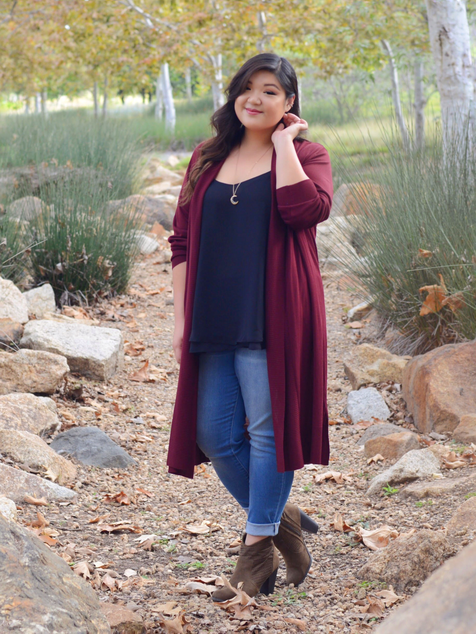 7c381b50d5b PLUS SIZE FALL LOOKBOOK WITH JCPENNEY - Curvy Girl Chic