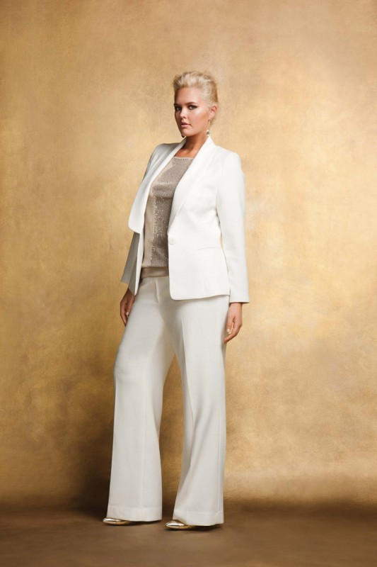 Plus Size Mother Of The Bride Pant Suits Page 5 Of 5