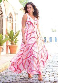 Plus size long maxi dresses 5 best outfits - curvyoutfits.com