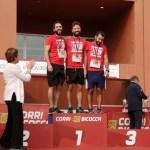CorriBicocca 2018 - podio squadre