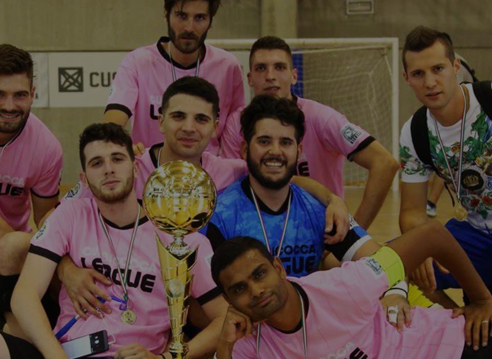 Sarunat vincitori della CUS Bicocca League 2018