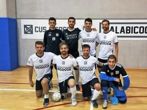 Calcio a 5 maschile federale 2018/19 - CUS Bicocca