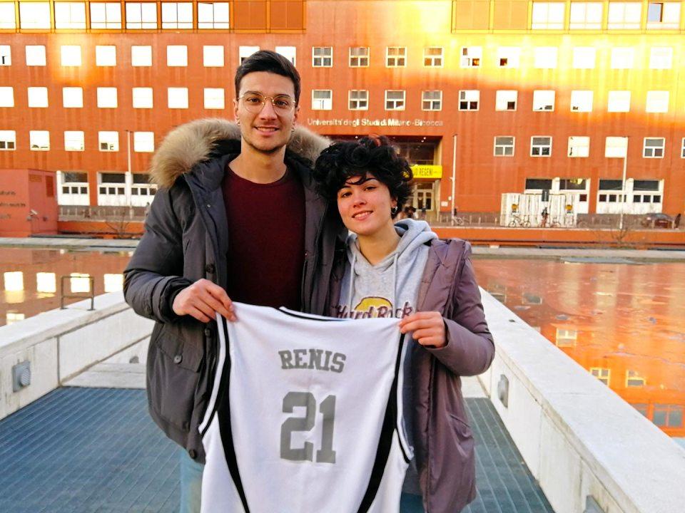 Mondo Bicocca - Dario e Roberta Renis, due fratelli nella pallacanestro