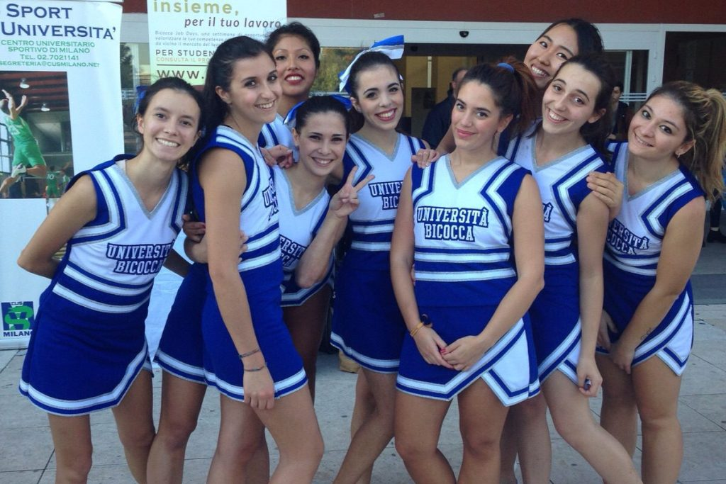 Cheerleading - CUS Bicocca