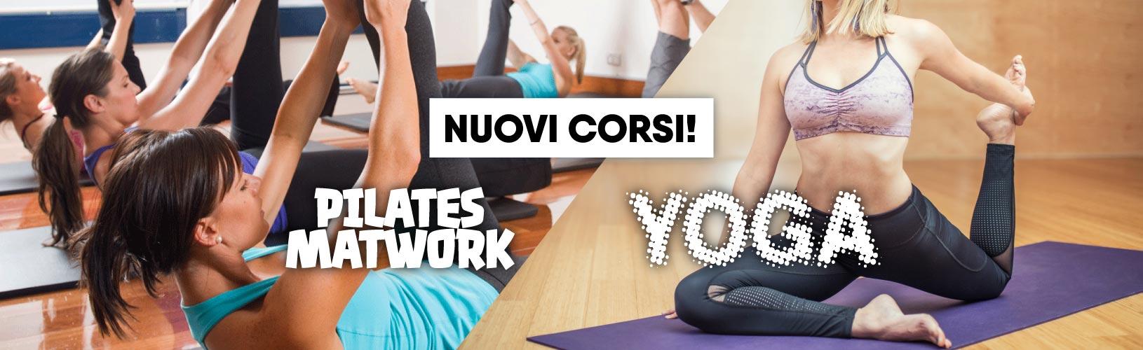 Corsi di Yoga e Pilates 2019 - CUS Bicocca