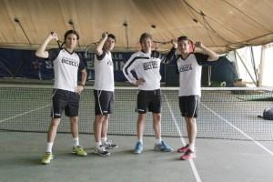 Tennis maschile - CUS Bicocca