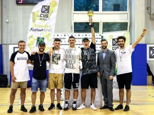 CUS Bicocca League 2019 - le finali