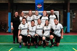 CUS Bicocca • calcio a 5 femminile 2018/19 • universitario • Campionesse di Milano