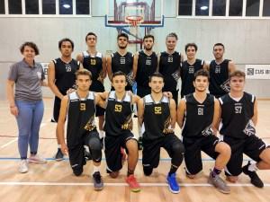 CUS Bicocca • basket maschile 2019/20 • universitario