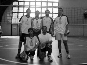 CUS Bicocca • squadra volley 2002/03