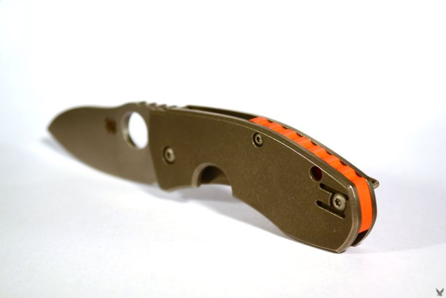 Spyderco Techno Backspacer