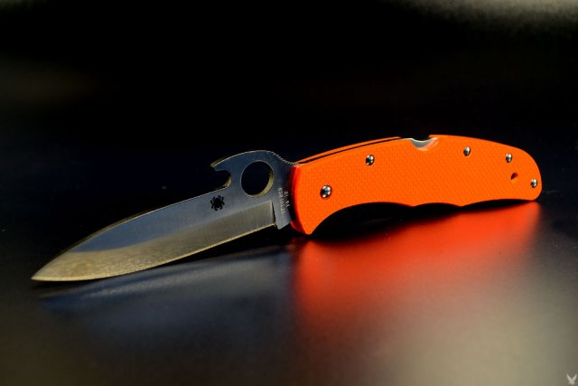 Spyderco Endura 4 Wave